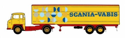 1//87 Brekina Scania Lb 76 Scania Vabis 85150