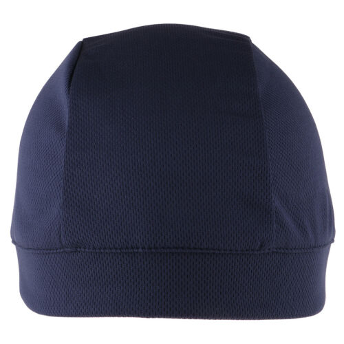 Unisex Sport Beanie Skull Cap Helmmütze Radfahren Kopfbedeckung Royalblau