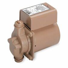 Taco 003 B4 Water Circulator Pump 34 Sweat Bronze In Line Mount4pc85 New