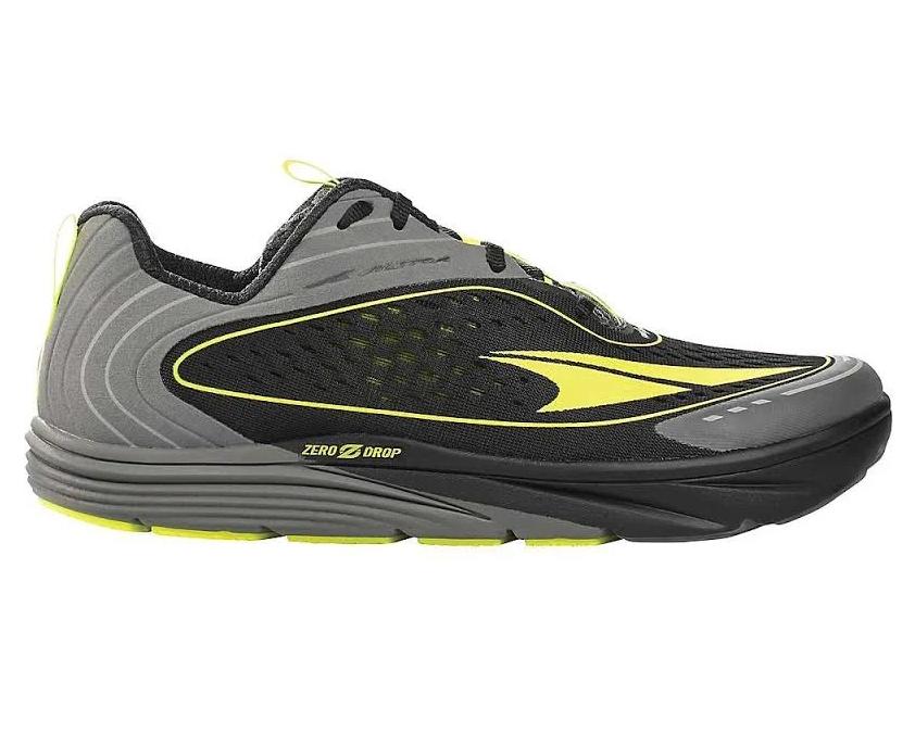 Altra Torin 3.5 Para hombres Zapatos para Correr Talla 10 Nuevo Negro Neon