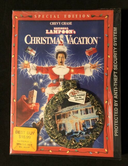 NEW National Lampoons Christmas Vacation (DVD, 2003