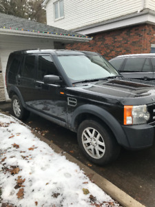 DON'T MISS OUT!!! 2008 LR3 V6, 7Seats'LOW kms ONLY $9500.