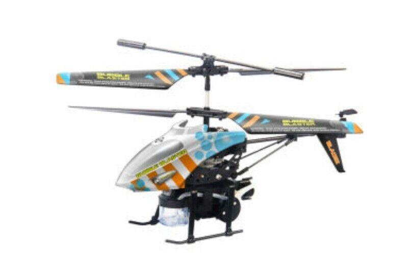 Bladez BUBBLE Blaster 3ch Gyro Elicottero-Gioco interattivo