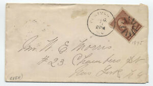 1885-Plainfield-NJ-210-cover-sunburst-fancy-cancel-y4229