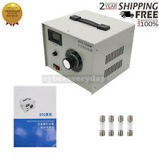 Stg 1000w 220v Ac Variac Autotransformer Voltage Regulator Powerstat 0 300v Dt55