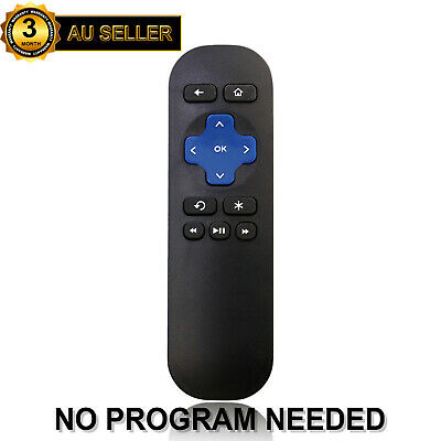 Remote Control for ROKU 4 3 2 1 Streaming Player Telstra TV 1 /& 2