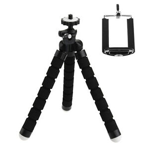 Mini-Handheld-Tripod-Stand-Octopus-Grip-Holder-Camera-Mount