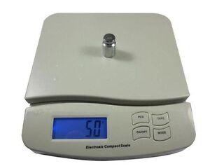 Image Is Loading Digital 25kg 55lb Parcel Letter Postal Weighing Scales