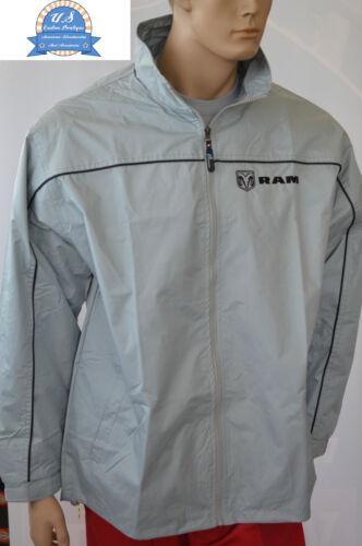 d691f3dfd826 Jacke Ram Windbreaker Wasserdicht Lizensiert Grau Dodge Logo Pwgq5HSvx