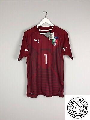 World of Football Player Shirt buffon1
