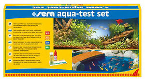 Sera Aqua Test Lot De Analyse Ph, Kh, Gh, No2 Aquarium Et Etang
