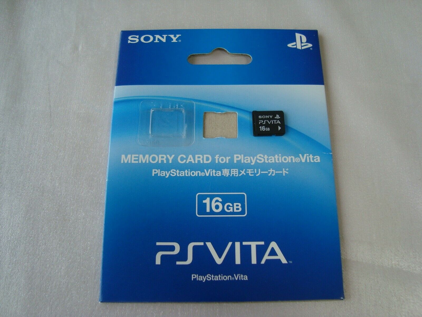 Official SONY PS Vita PlayStation 16GB Memory Card Genuine & Packaging US Seller