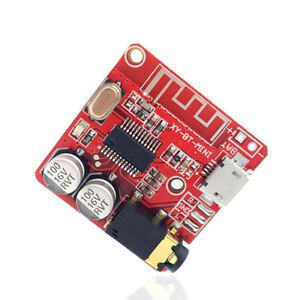 Bluetooth-4-1-Audio-Receiver-Board-3-5mm-Stereo-DIY-Modified-Accessories