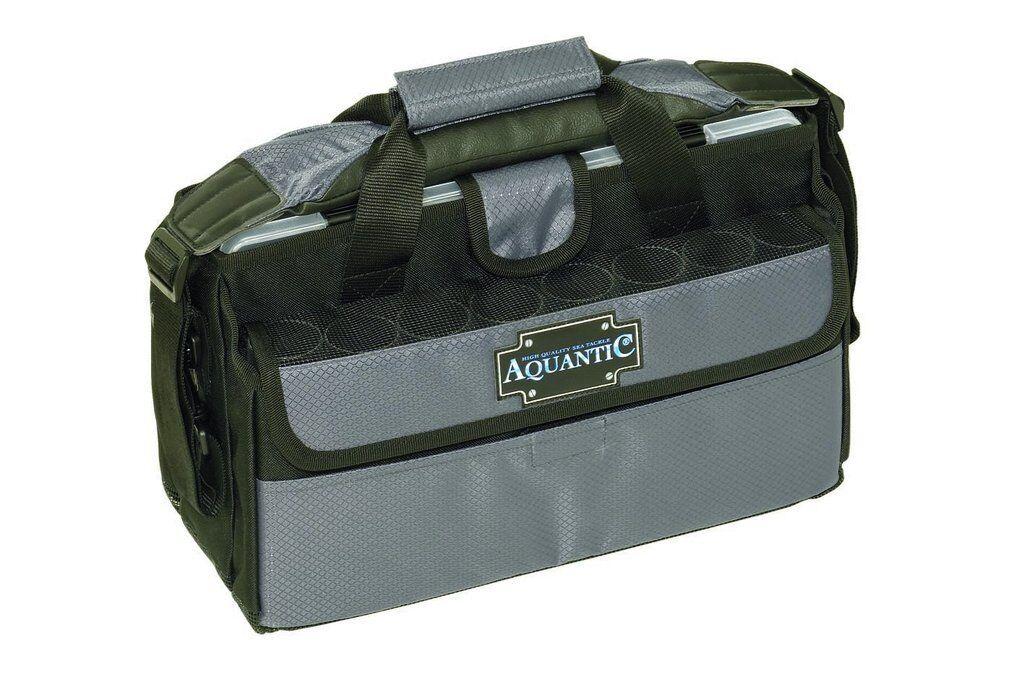 Aquantic Sea Tackle Case II Angel Borsa pilkertasche Frecce Borsa Borsa Da Pesca