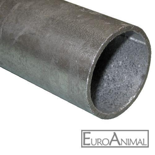 """Zaun Pfosten verzinkt 48,3x2 500mm bis 2000mm Stahl Rohr Zaun Pfahl  1 1//2/"""" Zoll"""
