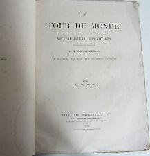 tour du monde edouard Charton 1876 2e semestre pékin chine gravures