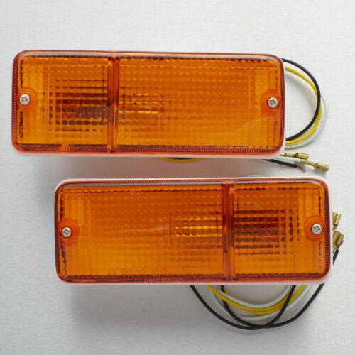 Suzuki SJ Jimny SJ413 SJ410 Samurai Sierra JA51 1300 parking turn signal light