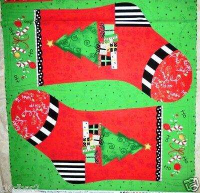 HAPPY HOLLY DAYS FROM SSI COTTON FABRIC