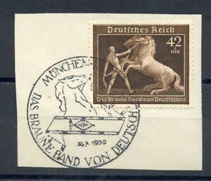 German Empire No. 699 SST Munich 30.10.1939 me 32,- + +!!! (110598)