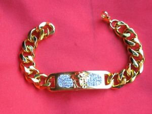Image is loading European-Style-Hip-Hop-Jewelry-Gold-Plated-Chain- e924010d8b92