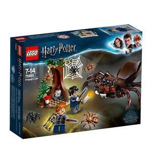 LEGO-Harry-Potter-75950-Aragogs-Versteck-NEU-amp-OVP