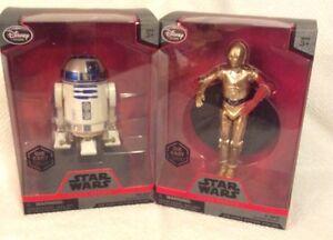 Star-Wars-Elite-Series-Die-Cast-R2-D2-amp-C-3PO-Figures-Disney-Exclusive-NIB-GIFT