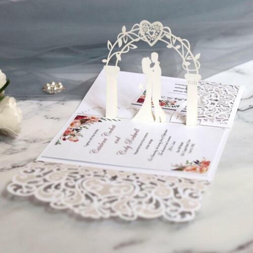 Metal Cutting Dies Stencils Scrapbooking Wedding Bride Love Paper Card DIY Album