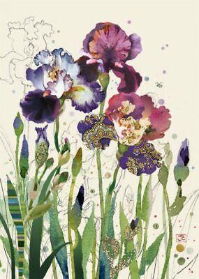 Bug Art Carte de Vœux-Mixed Iris-BA-B030