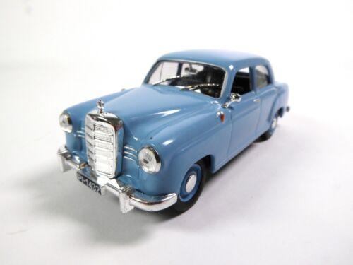 P171 Mercedes W 120-1:43 MODELLAUTO DIECAST IST DEAGOSTINI AUTO CAR