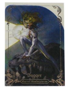 2018-Upper-Deck-Marvel-Masterpieces-Dagger-Base-Card-19-Bianchi-1358-1999