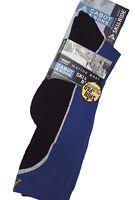Cabot & Sons Merino Wool Ski & Ride Snow Snowboard Thermal Socks Black Size L