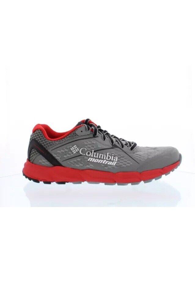 COLUMBIA CALDORADO para hombre rojo carbón Trail Running II Zapatos deportivos de carretera