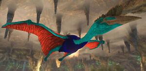 Ark-Survival-Evolved-Xbox-One-PvE-x2-Sapphire-Quetzal-Fert-Eggs-1536-Weight