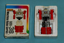 vintage Bandai Machine Robo MR-36 Block Head in box