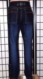 8a9704d0820 CAROLINA PLUS BLUES Women s Size 16W Dark Wash 8 Pocket Denim Jeans ...