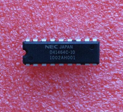 5 PCS D41464C D41464C-10 NEC DIP18 10NS NEW