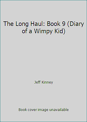 The Long Haul Diary Of A Wimpy Kid Book 9 Kinney Jeff 0141354216 For Sale Online Ebay