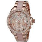 Michael Kors MK6096 Ladies Wren Rose Gold Watch