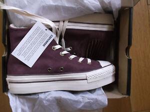 501 Plat Purple eu 4 5 Dark Uk Ct Hi 545048c Size 36 Converse Chelsee Violet 5p8YqT