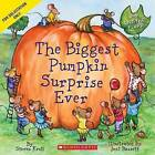 The Biggest Pumpkin Surprise Ever! by Steven Kroll (Board book, 2012)