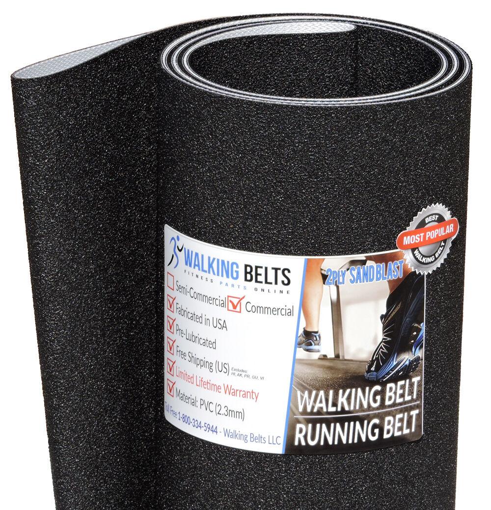 True TES7O Treadmill Walking Belt Sand Blast 2ply