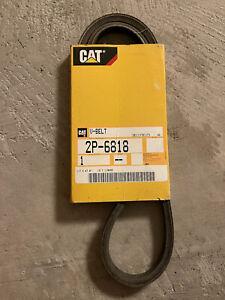 Genuine Caterpillar 2p-6818 V-Belt