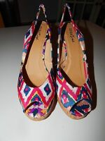 In Box Diba True dream Of You Wedges Size 8