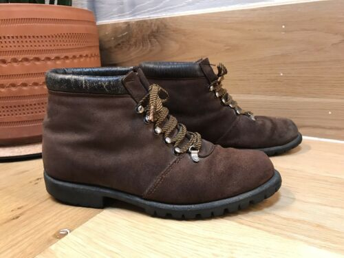 Vintage 60's 70' Red Wing Boots Mountaineering Hik