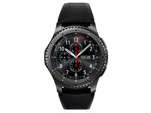 Samsung Gear S3 Frontier Dark Gray R760 46mm Bluetooth Smartwatch