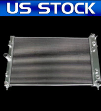"26/"" w x 16/"" h Core 2 Row Aluminum Radiator For 2005 2006 Pontiac GTO 6.0L V8 GAS"