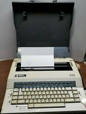 Smith Corona Spell Right Xe6100 Typewriter Word Processor Working