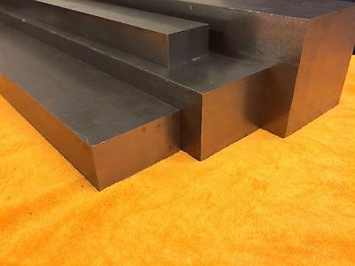Bright mild steel 1square bar x 1000mm