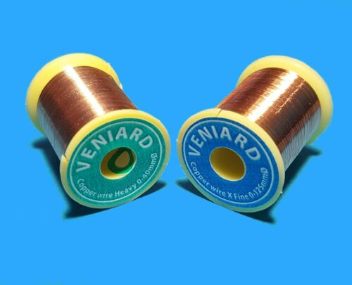 Veniard Kupfer Bindedraht 0,07€//Meter