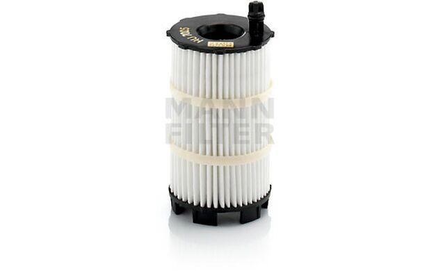 MANN-FILTER Filtro de aceite SEAT LEON VOLKSWAGEN TOUAREG AUDI A4 A6 HU 7005 x